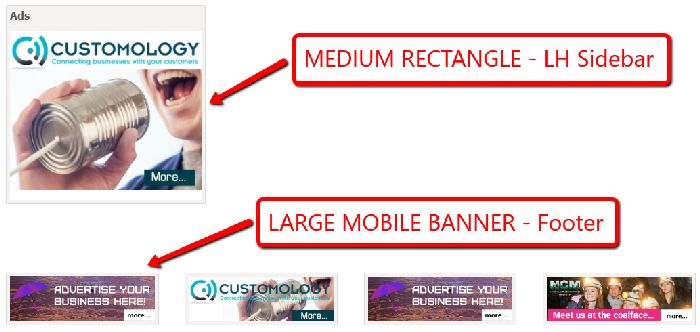 Banner Ads Example B