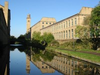 Salts Mill in Saltaire